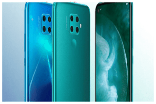 Huawei Nova 5z Camera, Price