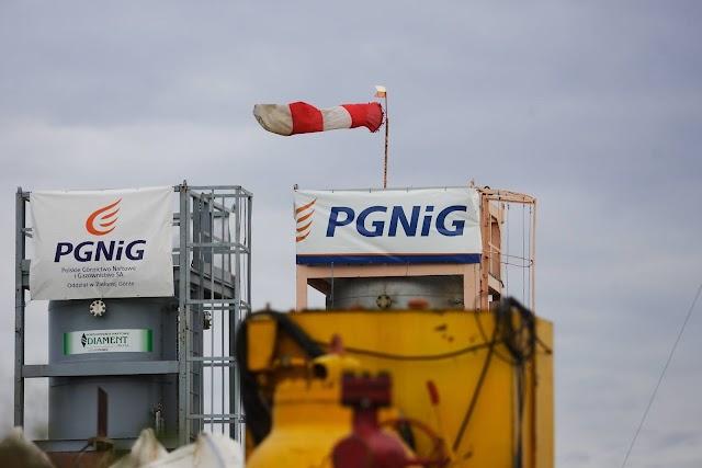 PGNiG сообщила о заявке «Газпрома» на увеличение цены газа для Польши