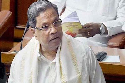 Siddaramaiah_returns_from_abroad