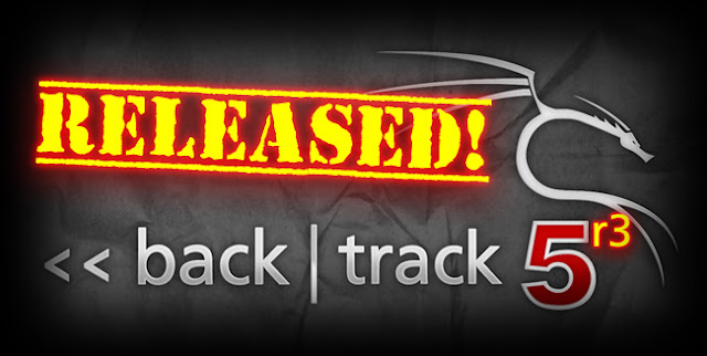 BackTrack 5 R3 Released - Download Now !