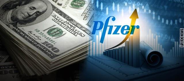 Pfizer: Στα 80 δισ.$ εκτιμά τα κέρδη της για το 2021 – Κατακόρυφη αύξηση κερδών και στα φάρμακα κατά… θρομβώσεων