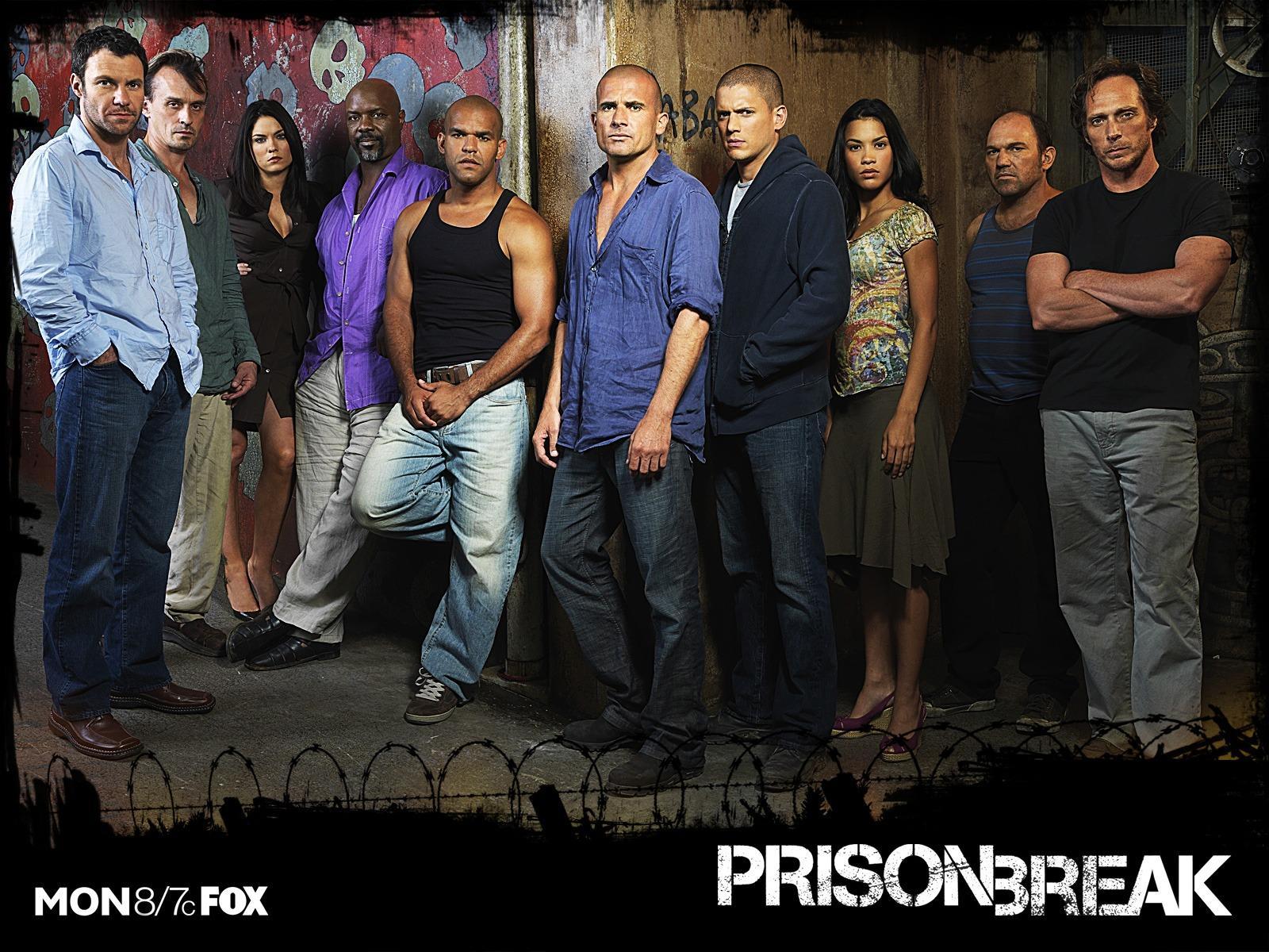 海外ドラマ『PRISON BREAK/プリズン・ブレイク』シーズン3の情報   海外ドラマと映画のキャスト情報