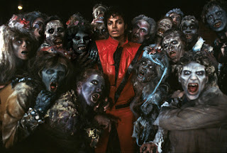 "His song ""Thriller"" in 1984 remained on the list for seven months."