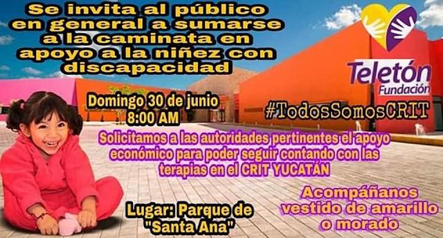 CRIT Yucatán dará de baja a más de 600 niños