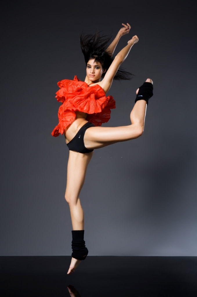 Sofia Boutella: best Female Dancer