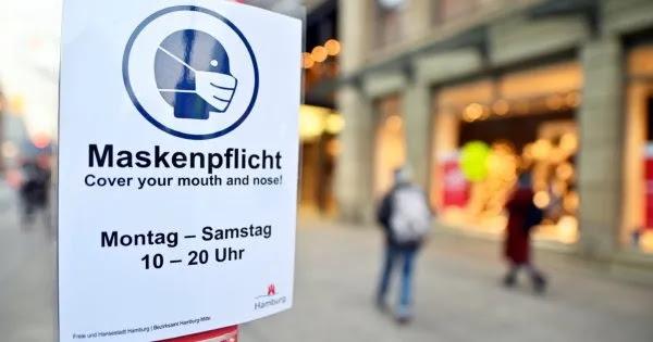 Γερμανία: Μαζικές προσφυγές κατά του lockdown και των απαγορεύσεων!