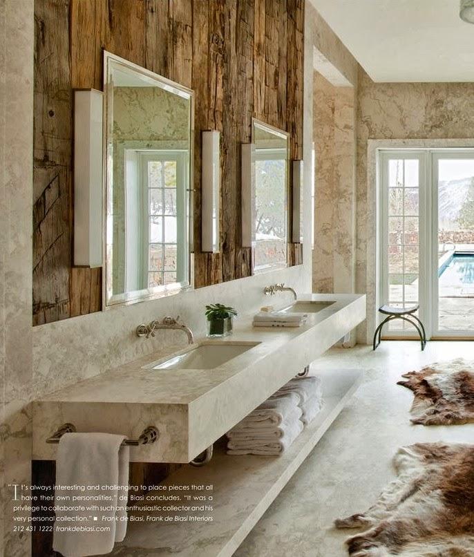 Best 20 Rustic Modern Bathrooms Ideas On Pinterest: Photos Of Small Cabin Interiors