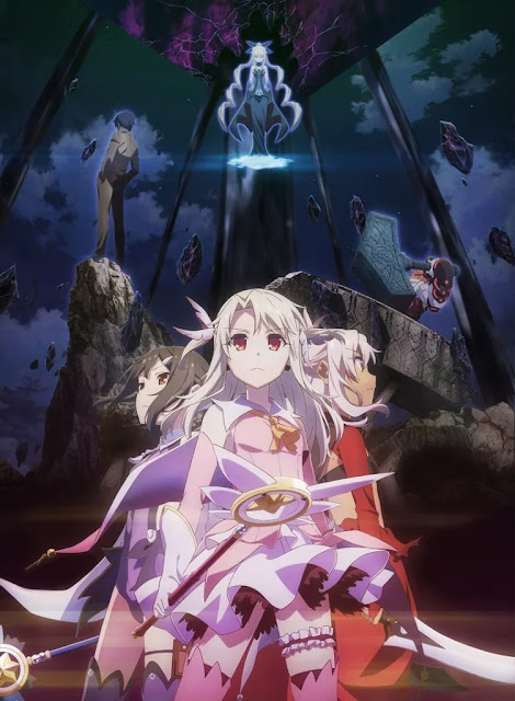 Anime 'Fate/Kaleid Liner Prisma Illya' receberá uma Sequência