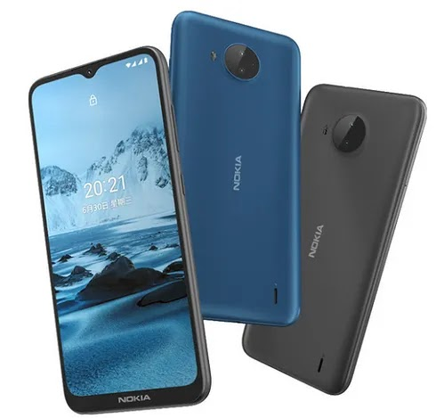 Nokia C20 Plus Launched with 6.5-inch Display, 3GB RAM, 4950mAh Battery, Pocket Friendly