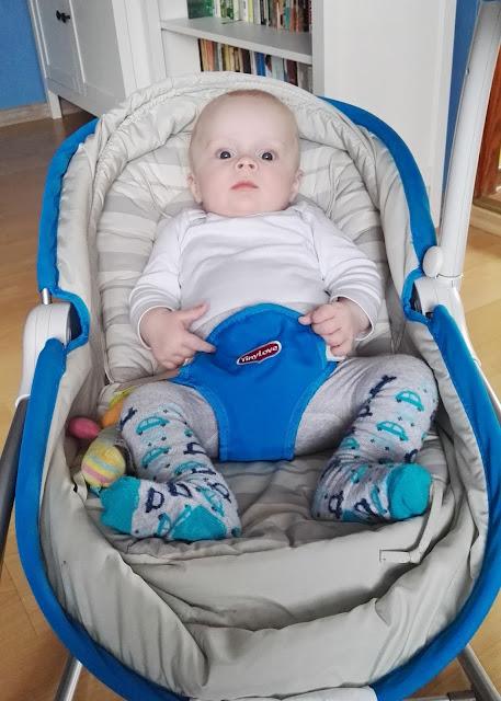 bujaczek dla dziecka Bobomio