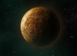 Mercury-Budh