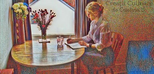 In cat timp scrie o carte autorul Cristina G. Gherghel din Gheraesti/Neamt