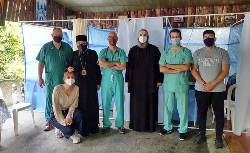 Ιατρική Αποστολή της Ιεράς Μητρόπολης Αλεξανδρούπολης στην Κολομβία