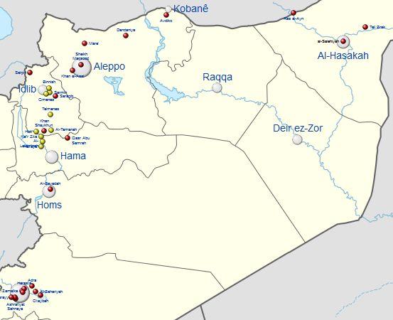 Nusrafronten ryssland anfaller oss och inte is
