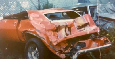 ZL-1 Wreck in Rear