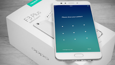 Oppo F3 Plus CPH1613 CPH1611 lock