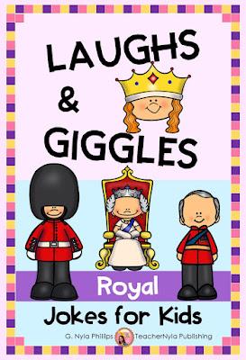 Royal Jokes for Kids