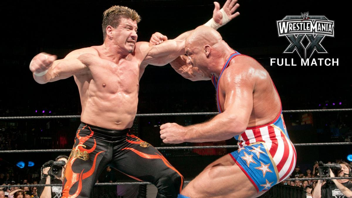 Kurt Angle enforcou Eddie Guerrero em briga nos bastidores