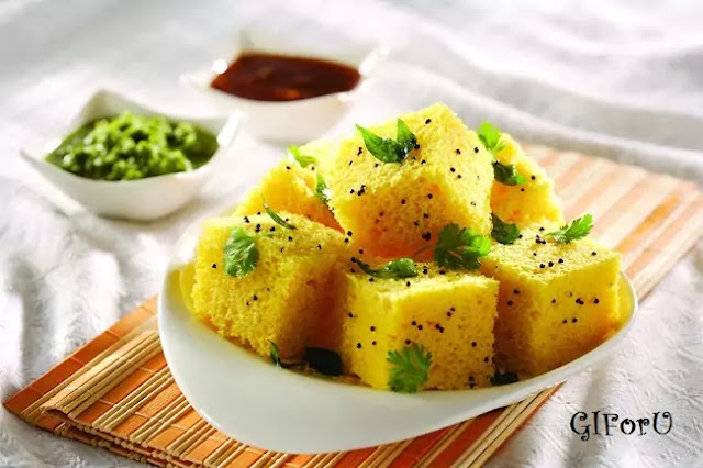 dhokla recipe-How to Make dhokla recipe at GIforU