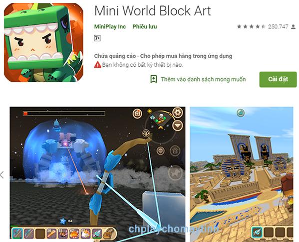 Tải mini world