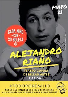 """Cada Niño con su Boleta"" por Alejandro Riaño"