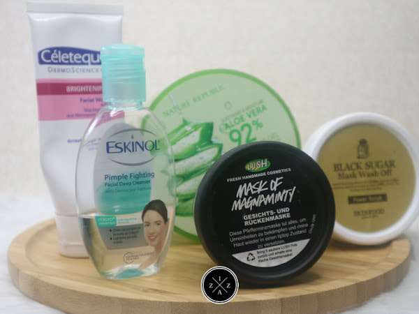 My 5 Step Pamper Night Skincare Routine