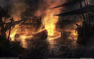 لا تنسى أن تحرق سفنك! ! !