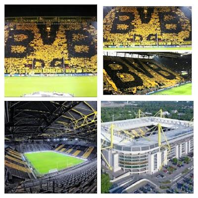 ملعب بروسيا دورتموند الملعب الفيستفالى