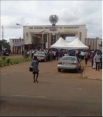 JAC Disrupts School Activities In Federal Univeristy of Technology, Akure
