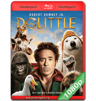 DOLITTLE (2020) FULL 1080P HD MKV ESPAÑOL LATINO