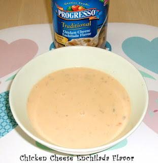 progresso traditional soup chicken cheese enchilada flavor