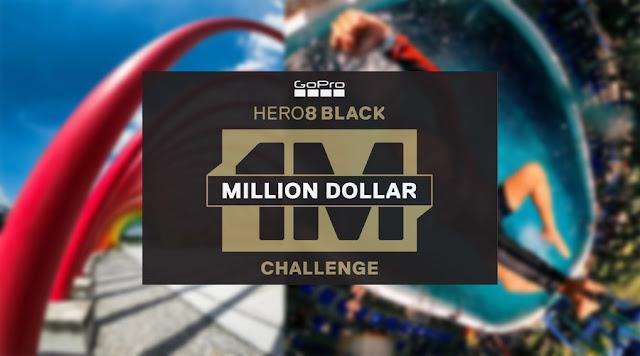 2 Pemenang Daripada Malaysia Memenangi #GoProMillionDollarChallenge