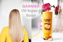 Odżywka Garnier Oil Repair 3 Butter - recenzja