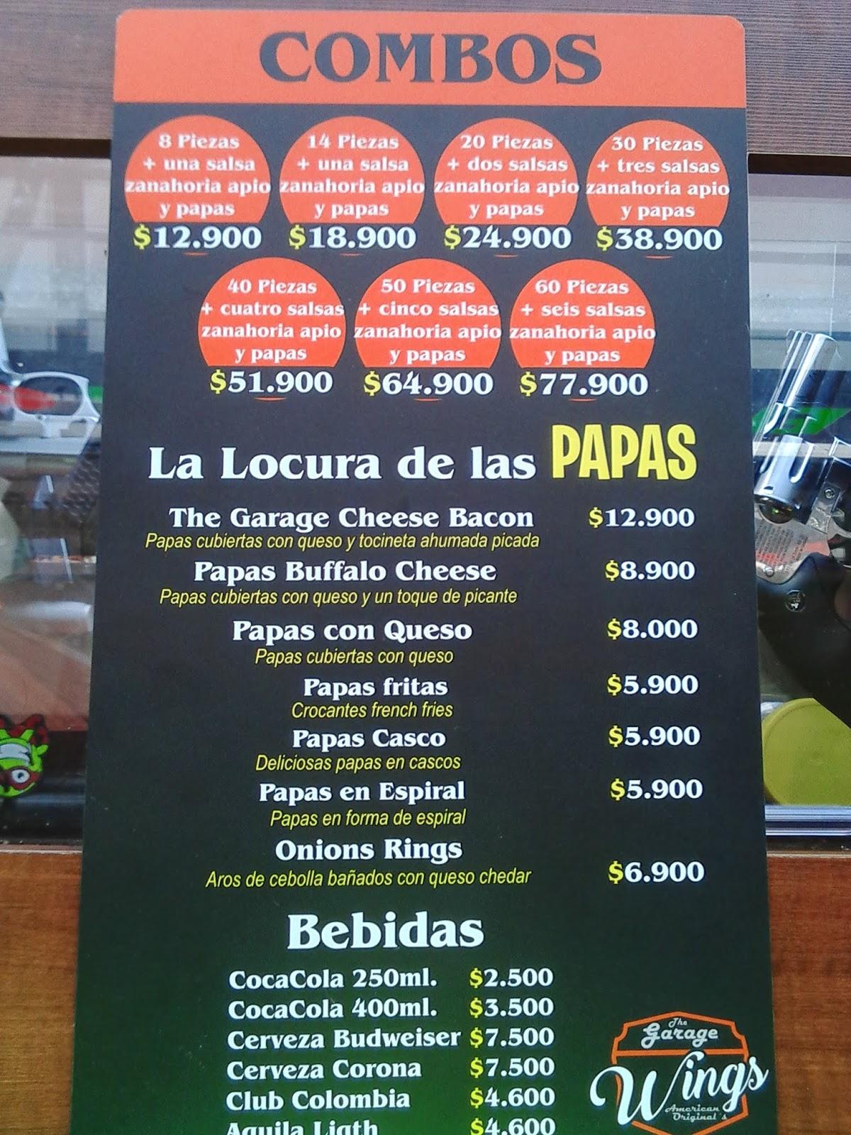 Super Combos de Alitas BBQ al Norte de Bogota