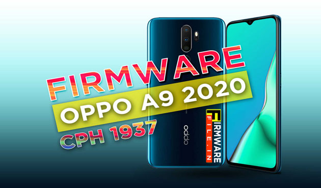 Firmware Oppo A9 2020