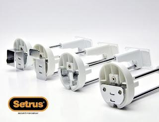 Setrus chuyên cung cấp móc treo hàng chống trộm đa năng