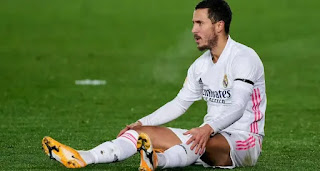 Hazard opens up on potential early retirement because of injuries