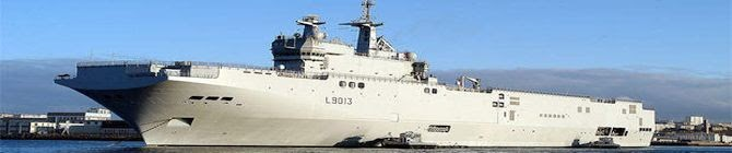Indian Navy's Procurement of Amphibious Ships Revived After Hitting Dead End Last Year