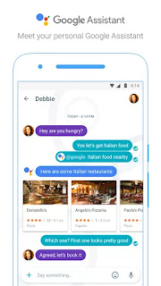 Meet Your Personal Google Assistant