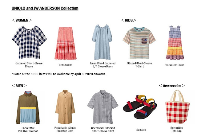 UNIQLO x JW ANDERSON 2020 Spring/Summer Collection Includes Long-Awaited Kids Line, Uniqlo, Uniqlo x JW Anderson, Fashion, Fahrenheit88, kids line