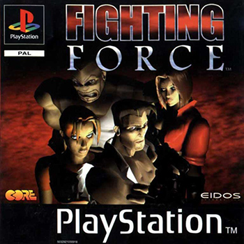 Fighting Force cover