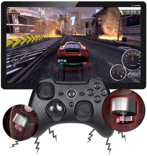 Review EasySMX PC Wireless Game Joystick Controller