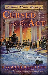 Portada de Cursed in the Act, de Raymond Buckland