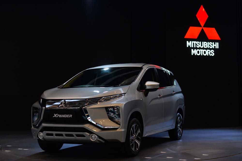 Mitsubishi Xpander Medan