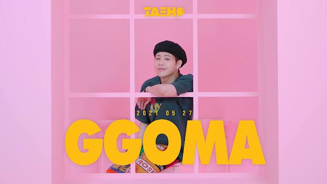 Taeho, de IMFACT, debut en solitario con GGOMA