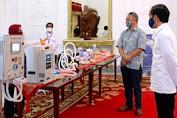 Jokowi: Inilah 55 Produk Alat Tes Kesehatan Covid-19 Hasil Karya Anak Bangsa
