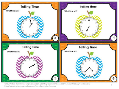 free download printable telling time for kids homeschool