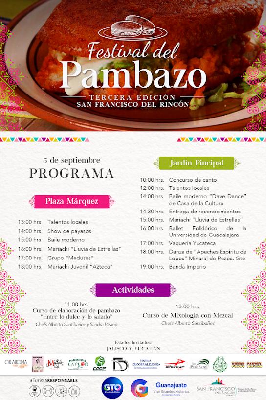 festival del pambazo 2021