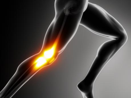 blessure coureur genou, course a pied