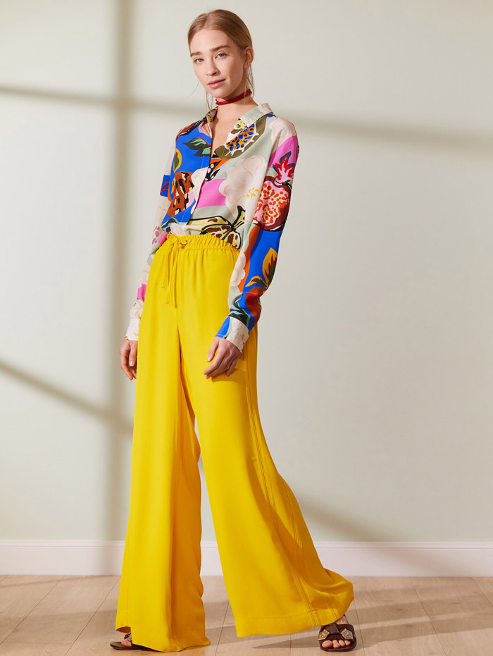 pantalones de verano color primavera verano 2021